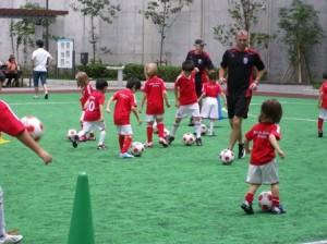 国際交流サッカー